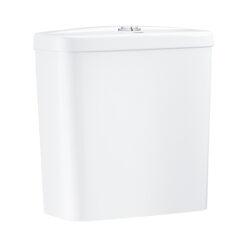 Bau Ceramic 39436000 Бачок для унитаза, подвод воды снизу справа, белый глянцевый