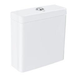 Essence 39579000 Бачок для унитаза, подвод воды снизу слева, белый глянцевый