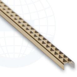 Профиль 3D (220S-OB/CU-20) алюминиевый 250 см, золото