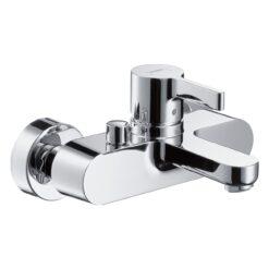 Metris S 31460000 Смеситель для ванны, однорычажный, хром