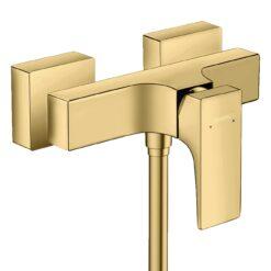Metropol 32560990 Смеситель для душа, однорычажный, полированное золото