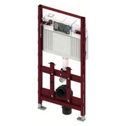 TECElux 9600100 Инсталляция для унитаза, высота 1120 мм (без креплений к стене)