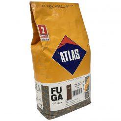Atlas Fuga 023 Затирка для швов 1-6 мм, пакет 5 кг, коричневый