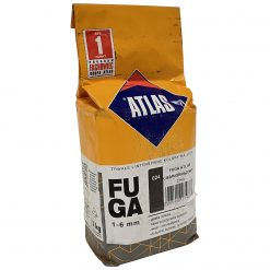Atlas Fuga 024 Затирка для швов 1-6 мм, пакет 2 кг, темно-коричневый