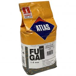 Atlas Fuga 036 Затирка для швов 1-6 мм, пакет 2 кг, темно-серый