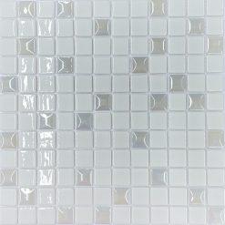 100/Edna White Mix 31.7*31.7 (25×25 мм)